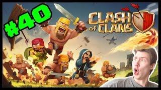 Clash of Clans #40 - Slížové dediny! | SK Let's play | HD