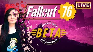 Fallout 76 BETA Day 1 | Mr Howard, I don