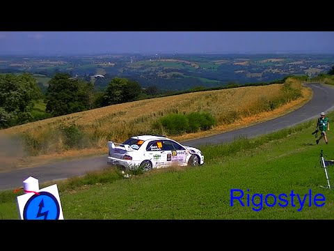 rallye du rouergue 2016 crash on the limit by rigostyle youtube. Black Bedroom Furniture Sets. Home Design Ideas