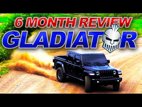 Jeep Gladiator - 7 Month Review