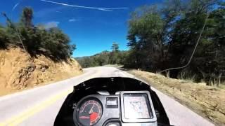 Ride up to Prescott, AZ