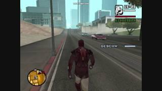 GTA SA IRON MAN MOD + DOWNLOAD LINK