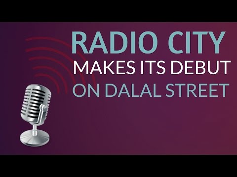 Radio City's Parent Music Broadcast Lists At 26% Premium