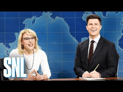 Weekend Update: Betsy DeVos - SNL