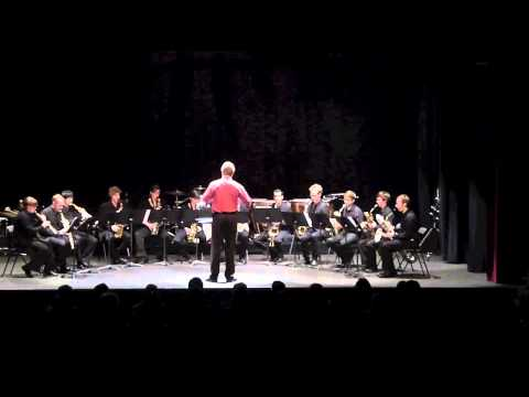 BBCRR Saxophone Ensemble - Bach - Tocatta and Fugue in D Minor.m4v