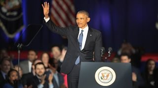 "Barack Obama fait ses adieux : ""L"