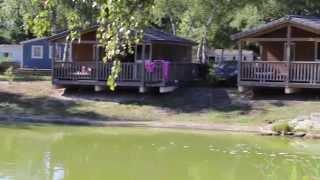 Le Camping de Bordeaux - Village du Lac