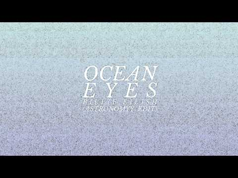 Клип Billie Eilish - Ocean Eyes (Astronomyy Edit)