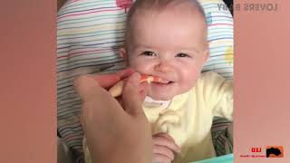 TOP 5 BEST FUNNY Funny Baby Hungry - Cute Baby Video