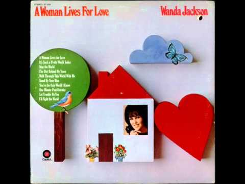 "Wanda Jackson ""The Dirt Behind My Years"""
