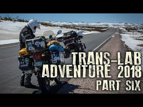 Trans-Lab Highway Adventure 2018 Part Six: Blanc Sablon To Portland