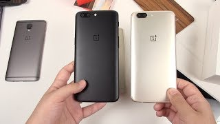 Soft Gold OnePlus 5 || Unboxing & Thoughts (It's Gorgeous!)