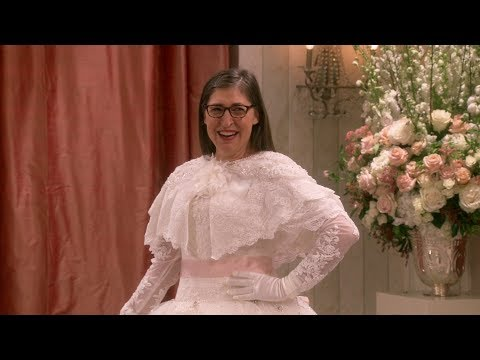 The Big Bang Theory - Amy finds her wedding dress