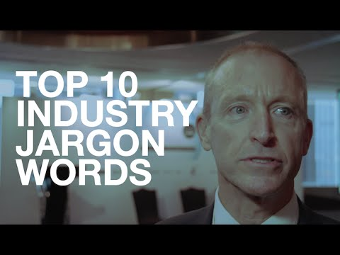 Top 10 Jargon Words in Financial Marketing and Beyond