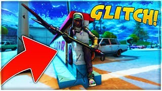 NEW GLITCH TRAVERSER a MUR on FORTNITE Battle Royale!