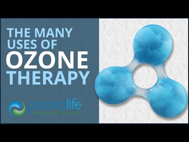 The Many Uses of Ozone Therapy