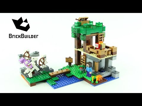 Secrète Trappe Attaque Lit 21146 Fourneau Minecraft SquelettesEtabli Lego Des R53L4Aj
