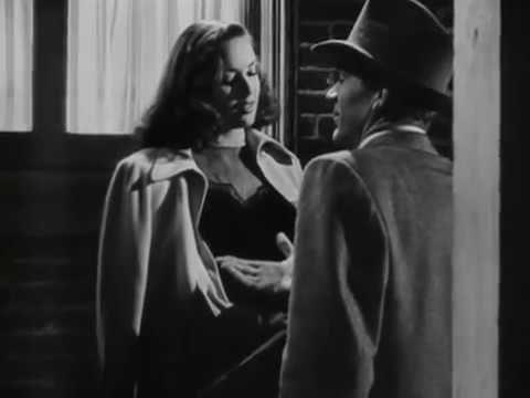 Dana Andrews Seduces Linda Darnell 1945 Film Noir