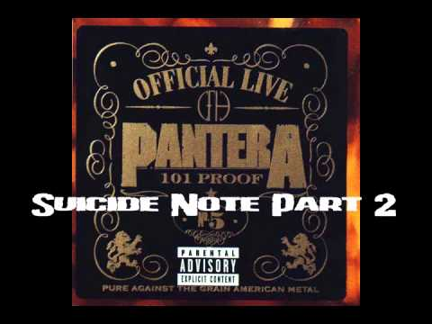 pantera official live 101 proof wwwpixsharkcom
