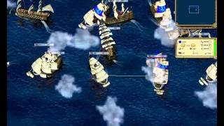 Port Royale 1: Advanced Play Part 3/3 - Fleet Battle and Strategy