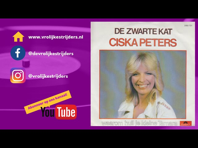 PiratenHits - Ciska Peters - De Zwarte Kat