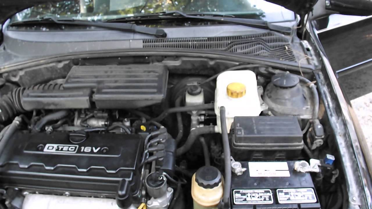 Suzuki Forenza Engine Diagram
