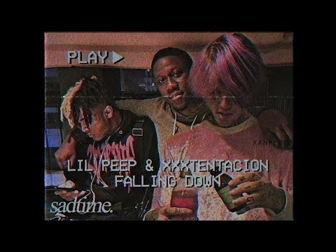 Lil Peep & XXXTENTACION - Falling Down (Music Video)