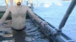 Крещение без происшествий