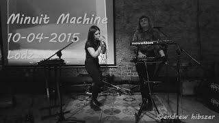 5|12 Minuit Machine - Alienation / 10.04.2015