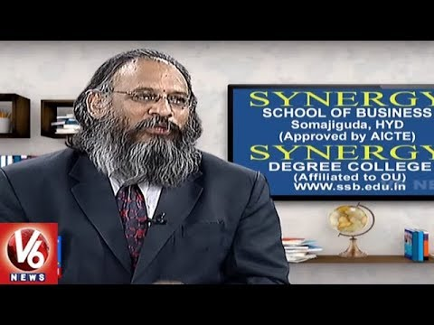 Career Point l Study MBA in Business School l Synergy School of Business l V6 News