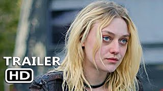 VIENA AND THE FANTOMES Official Trailer (2020) Dakota Fanning Movie