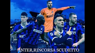 INTER,IL CAMMINO VERSO LO SCUDETTO THE MOVIE