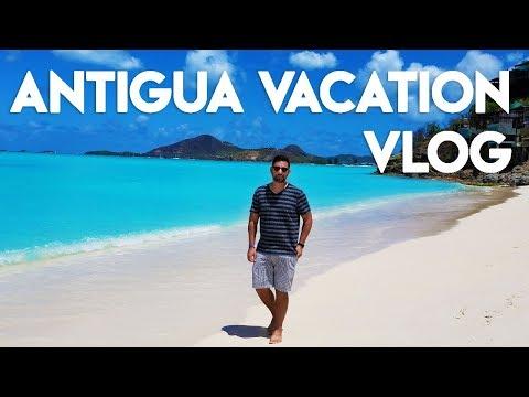 Antigua Vacation Vlog!!