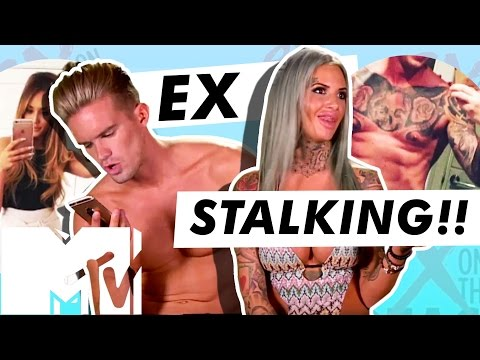 EX ON THE BEACH SEASON 5 | STALKING THEIR EXES | MTV