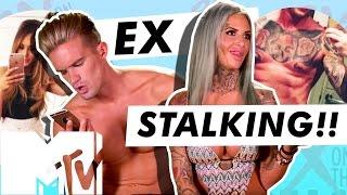 EX ON THE BEACH SEASON 5 | STALKING THEIR EXES | MTV