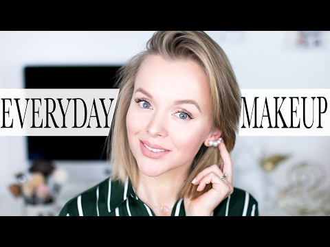 MY EVERYDAY MAKEUP ROUTINE | NATURAL MAKEUP TUTORIAL | CHIT CHAT GET READY WITH ME | THECABLOOK