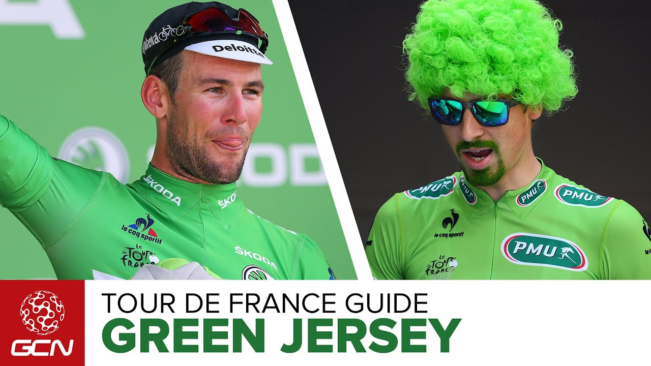 How Do You Win The Green Jersey? The Tour De France Points Classification Explained