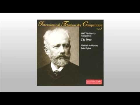 Tchaikovsky Piano Concerto No 1 Op 23 - 1  Allegro non troppo e molto maestoso
