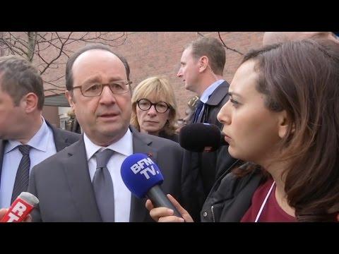 """Hollande met en garde face au FN: """"Je dois dire ce qui est bon et ce qui ne l'est pas"""""""