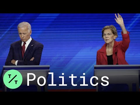 Democrat Debate: Moderates, Progressives Spar Over Health Care Plans thumbnail