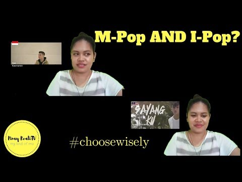 🦄FILIPINA REACTION🦄 MALAYSIAN POP AND INDONESIAN POP COMPILATION.