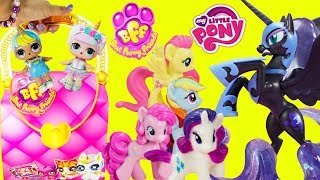 Best Furry Friends MLP Saves the Unicorn Family At the Unicorn Convention