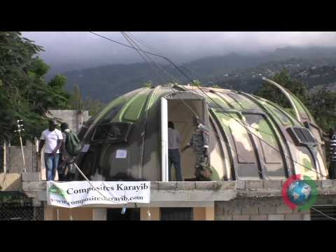 "CAN-DO.ORG launches ""HAITI DOMES PROJECT"""