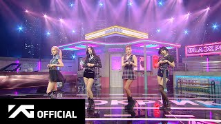 Download lagu BLACKPINK - 'Lovesick Girls' Jimmy Kimmel Live