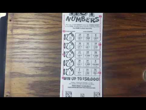 $90 PA lottery Fast Play tickets.