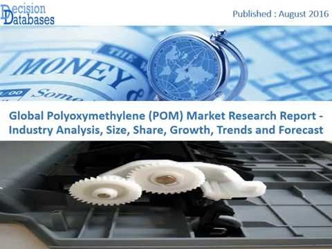 Polyoxymethylene (POM) Market Research Report Upto 2022