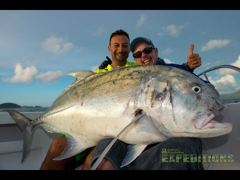 MADAGASCAR - MONSTER GT FISHING - EXPEDITION