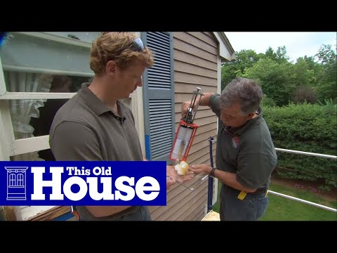 How to Fix Rotted Wood with Epoxy | This Old House