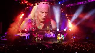 Lynyrd Skynyrd Noblesville Indiana 2018 Free Bird this ones for my great friend Brian Dean