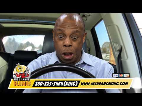 Insurance King Commercial Michael Winslow Road Assistance Fort Wayne Indiana